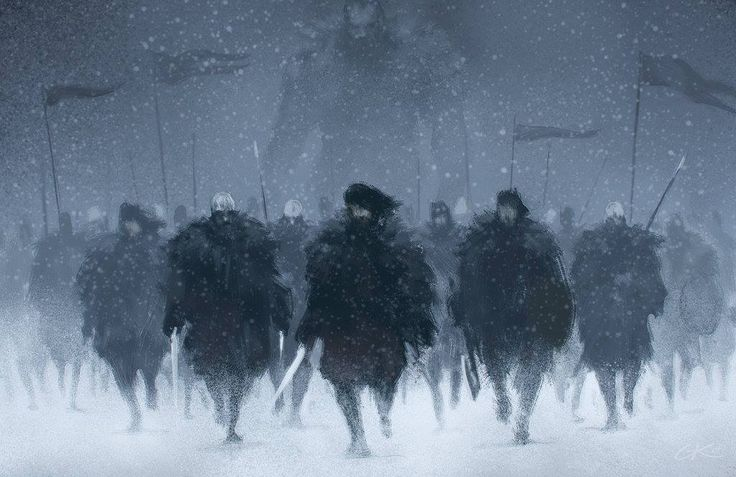 game of thrones night's watch t shirt