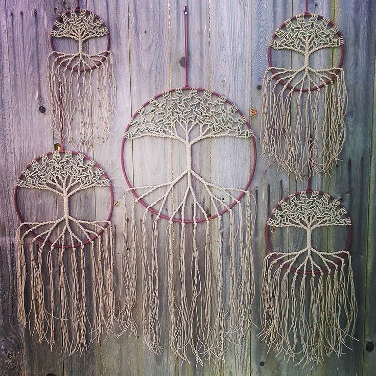 macrame tree of free pattern 17 best images about macrame on macrame wall 9533