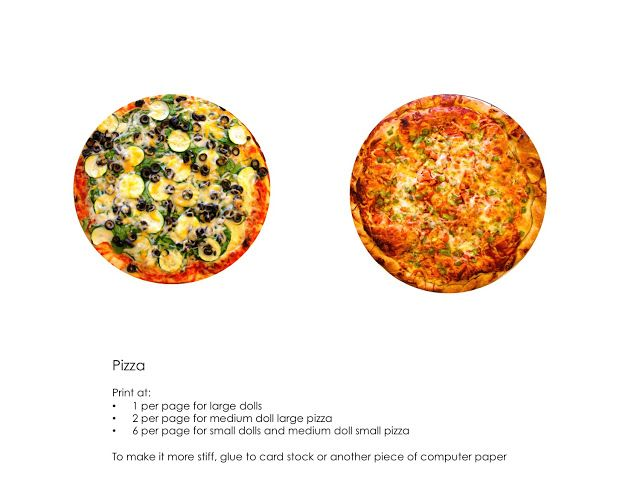 Printable Pizza Myfroggystuff Picasa Web Albums The