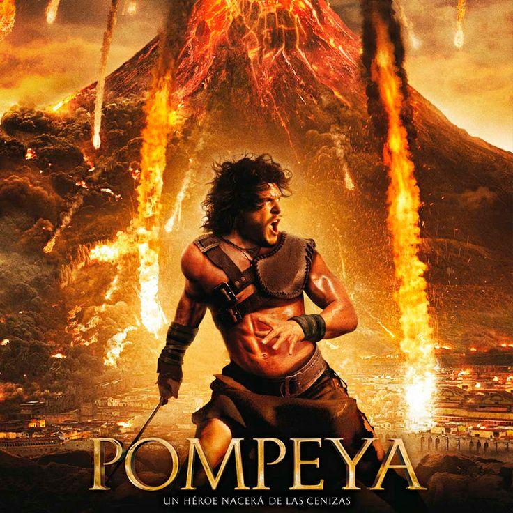 ¡Hoy los #estrenos llegan al rojo vivo con POMPEYA!   Si queréis consultar el resto de la #cartelera
