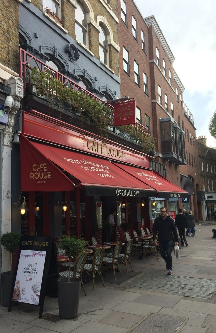Cafe Rouge, Hampstead High Street