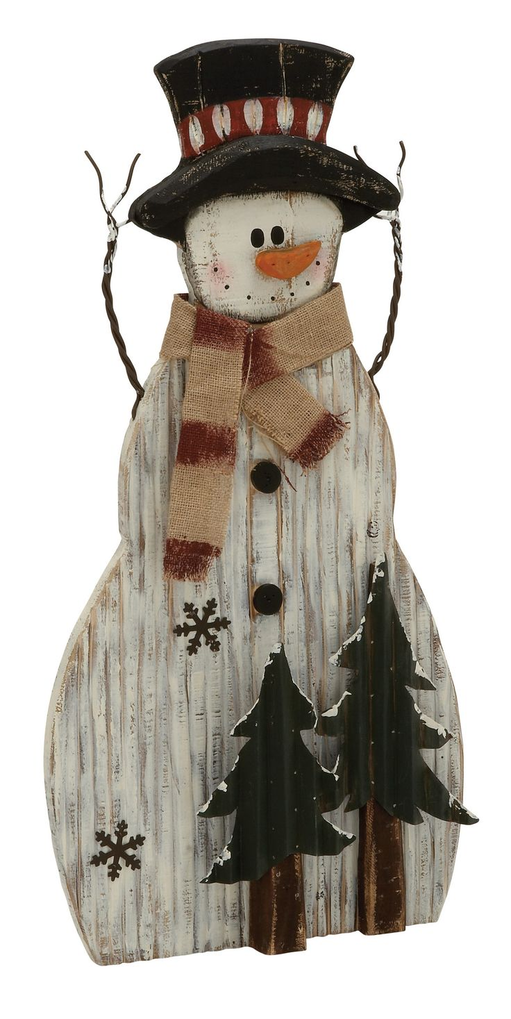 Images about snowmen on pinterest wooden