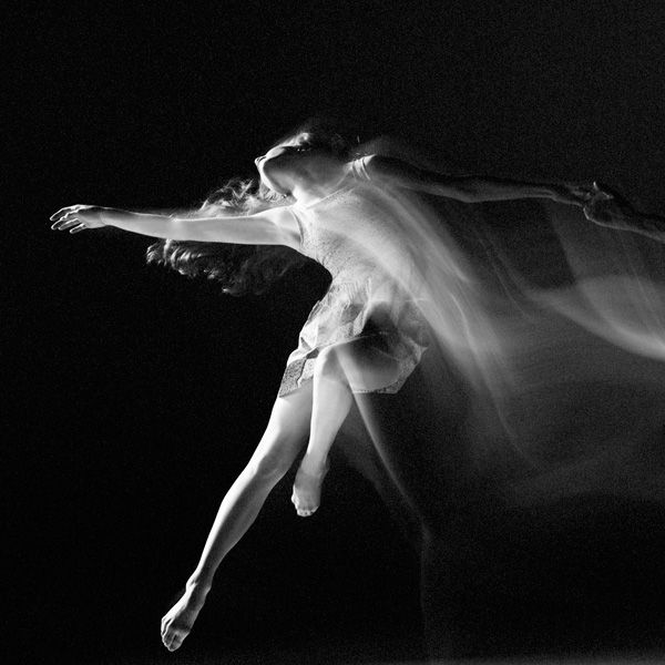 Lets Dance: a first glimpse.  Mea Heathcote of the Australian Ballet.