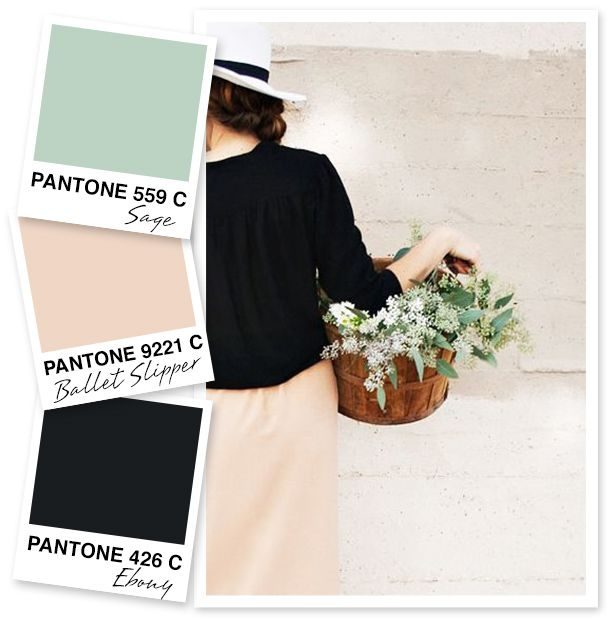 Though I usually am drawn to brighter, more saturated color palettes, this muted palette has got me. It's just so dreamy and ethereal don't you think?
