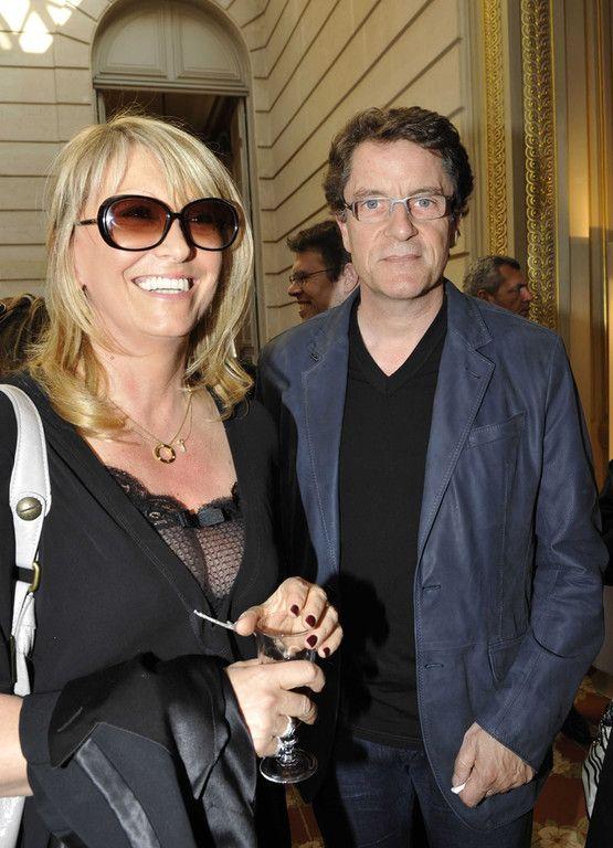 Francis Cabrel et sa femme Mariette