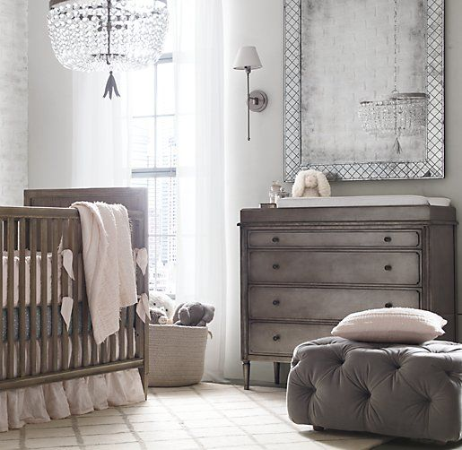Marcelle Dresser Topper | Dressers & Toppers | Restoration Hardware Baby & Child