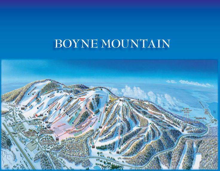 Boyne City, Michigan - Boyne Mountain