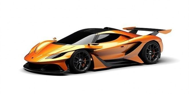 The Apollo Arrow: Gumpert Successor With New Look and Brutal Engine