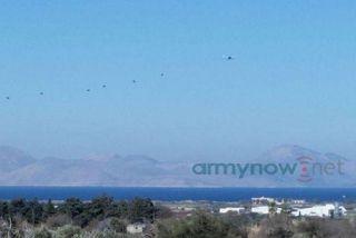 Planet Stars: Με ρίψεις αλεξιπτωτιστών «απαντά» η Ελλάδα στην Το...