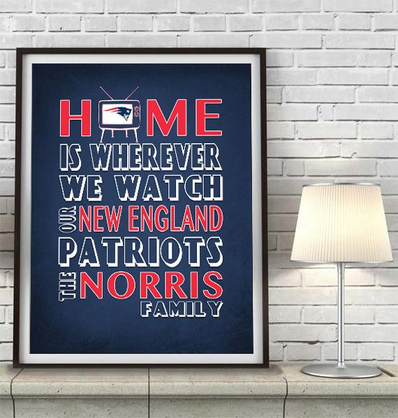 Patriots Wall Art 1365 best new england patriots baby! images on pinterest