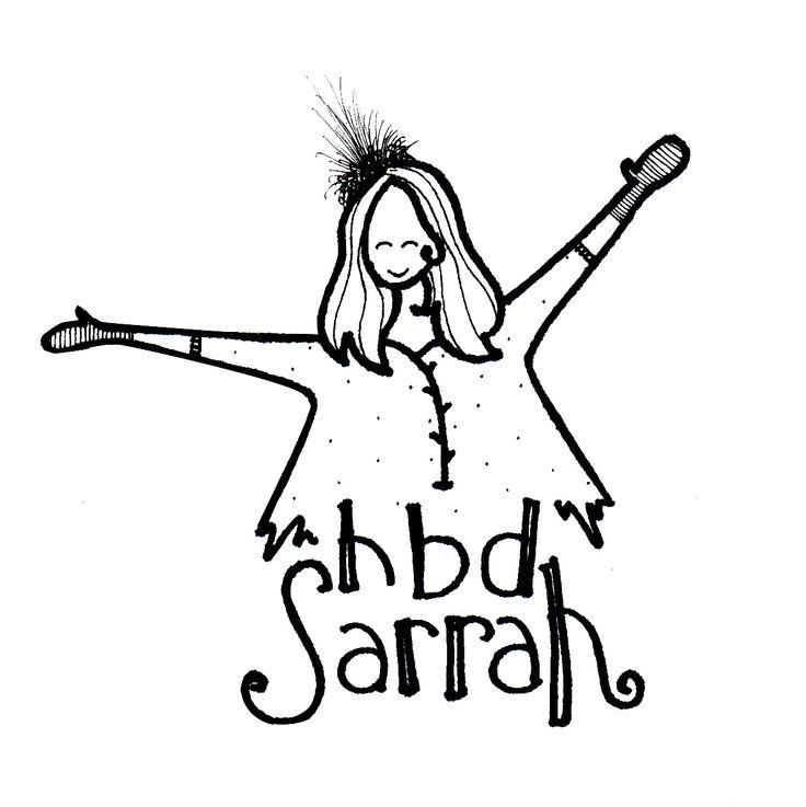 Happy Birthday Sarrah!  Gelak Tawa - Lini Katahati 2015
