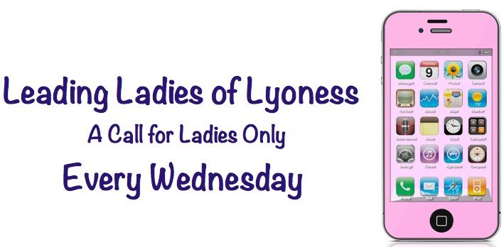 Leading Ladies of Lyoness A ladies only call Every Wednesday.