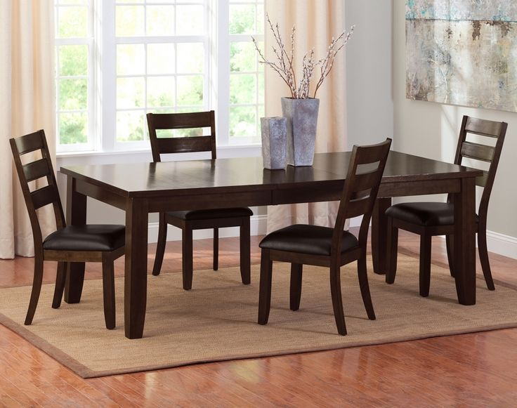 Shop Dining Room Collections Value City Furniture The Abaco Collection Brown