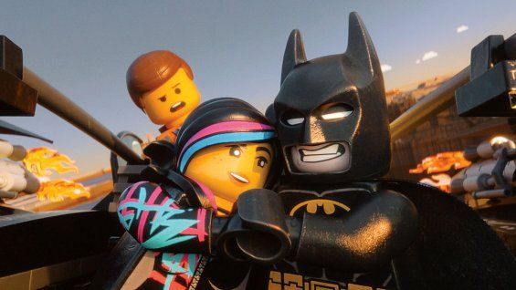 'Lego #Batman' Will Pay Tribute to The Dark Knight's Many Cinematic Incarnations