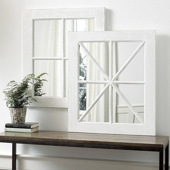 Winslow Paned Mirror Ballard Designs