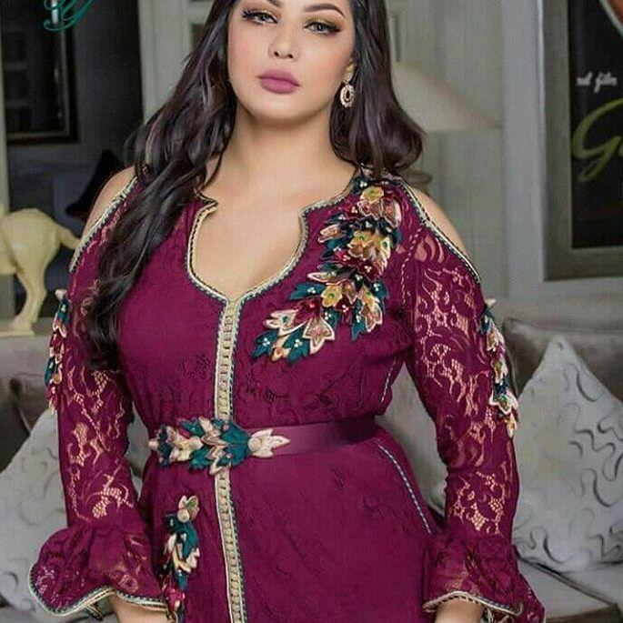 Style Morocco Sur Instagram Follow Caftan Maroc 10m Plz Follow Trendy Hijab Fashion ا Moroccan Fashion Moroccan Dress Pattern Fashion