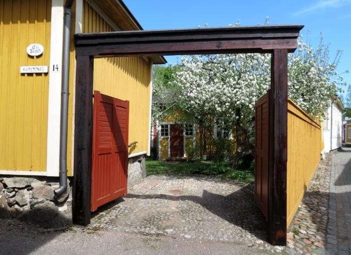 Esi-Puand, Vanha Rauma, Finland