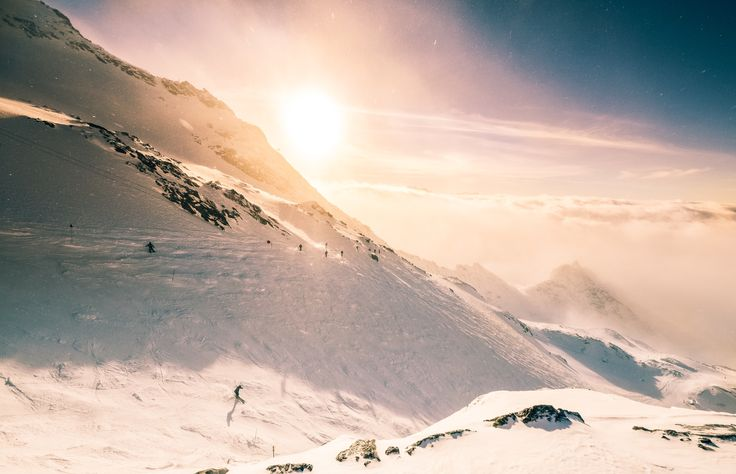Dreamy skiing by Kire Hajba on 500px