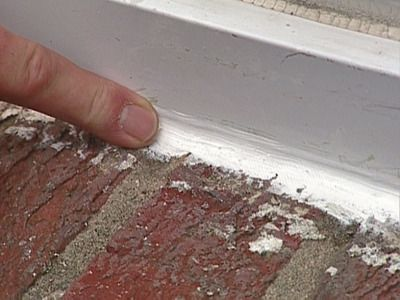 How to Check and Seal Windows : How-To : DIY Network