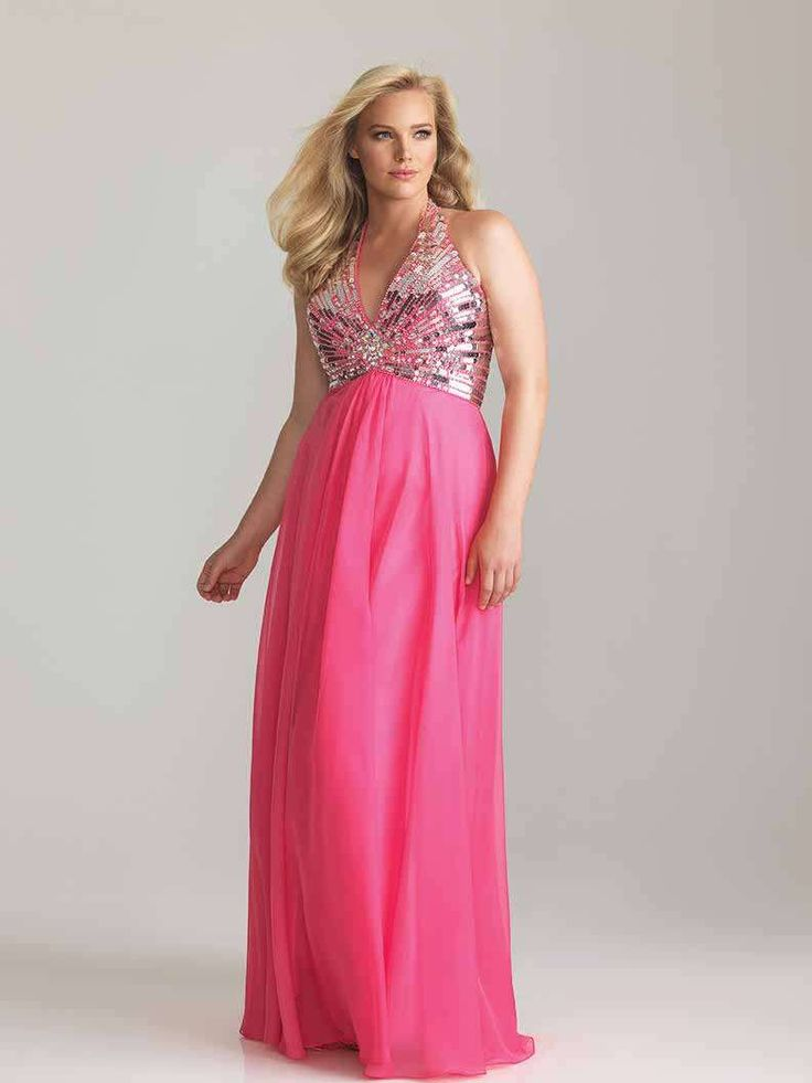 Night Moves 6783W Plus Size Prom
