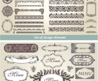 36 best vector for wedding images on pinterest free vector vintage decorative frames and borders vector stopboris Choice Image