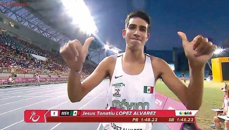 Dos medallas más de México