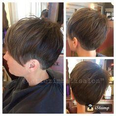 Hast Du dunkles Haar? Die schönsten Kurzhaarfrisuren für dunkle Haare! - Neue Frisur