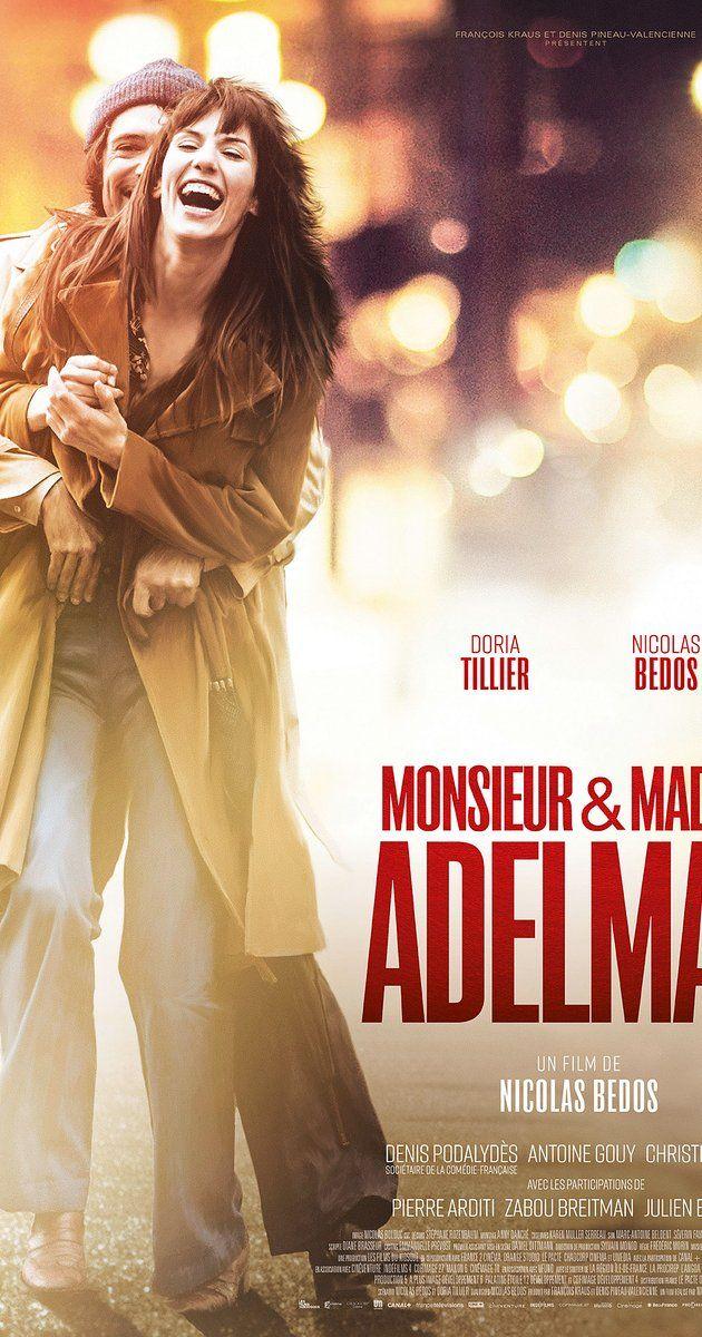 Mr & Mme Adelman (2017)         - IMDb