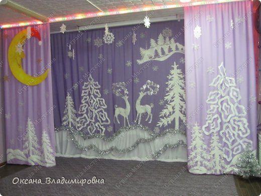 Всем, доброго зимнего вечера! Новогоднее оформления решили все в белом цвете украсить.