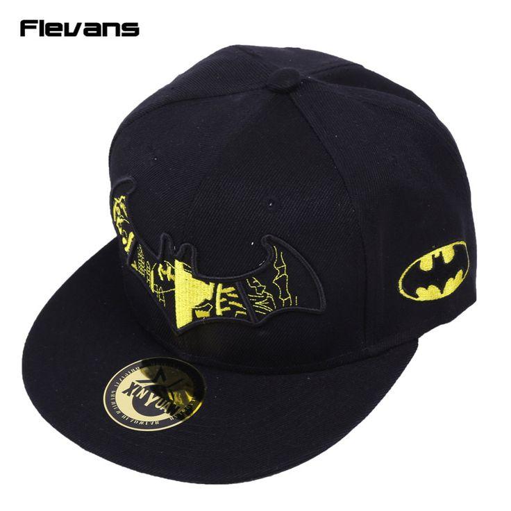 Batman Black Adjustable Cap //Price: $15.00 & FREE Shipping //     #superheroez #superheroes #marvel #dccomics