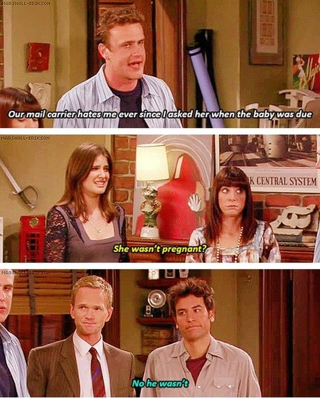 – How I Met Your Mother (30 Pics)