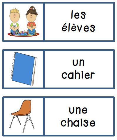 This week in grade 1 and 2... (Primary French Immersion Resources)