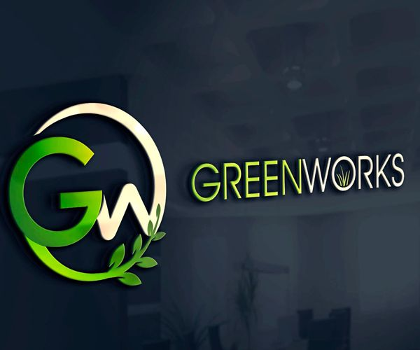 green works 31 unique landscape logo design ideas 2016 ukusa - Graphic Design Logo Ideas