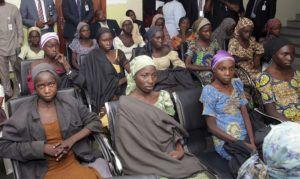 82 Freed Chibok Schoolgirls Arrive In Nigeria's Capital - Atlanta Black Star