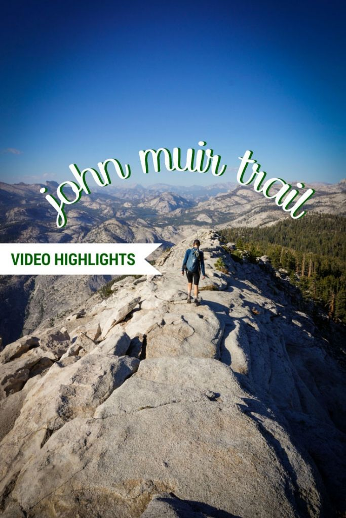 A short 4 minute video featuring my favorite moments and spots from 22 days backpacking on the John Muir Trail #JMT #backpacking #youtube
