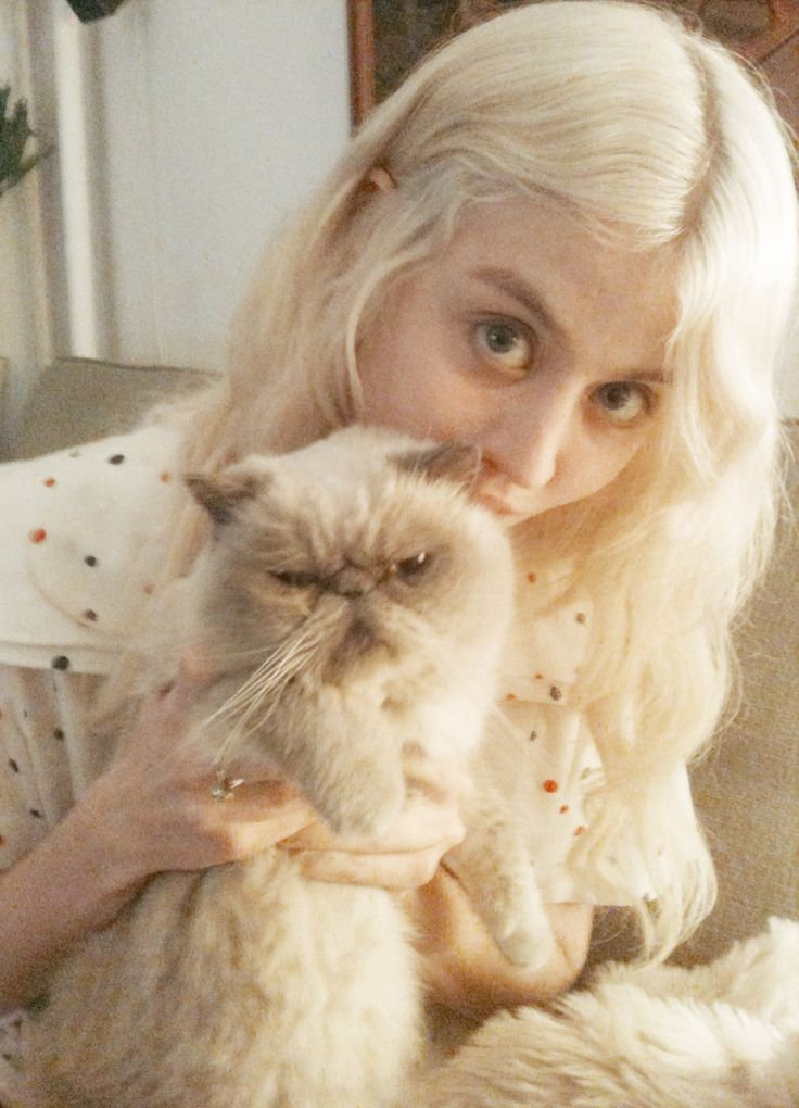 Allison Harvard and Winston
