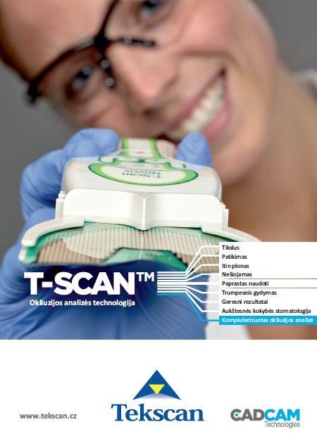 T-Scan™ NOVUS - Okliuzijos analizės technologija | Gana iliuzijų dėl okliuzijos
