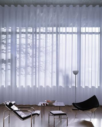 Awesome Wave Net Curtains