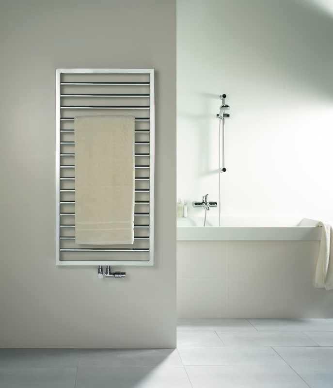 badkamer radiator / Zehnder Subway