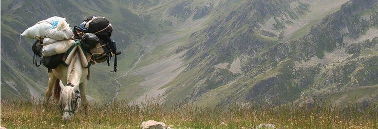 Trekking in Turkey | Hiking Information, Books and Maps