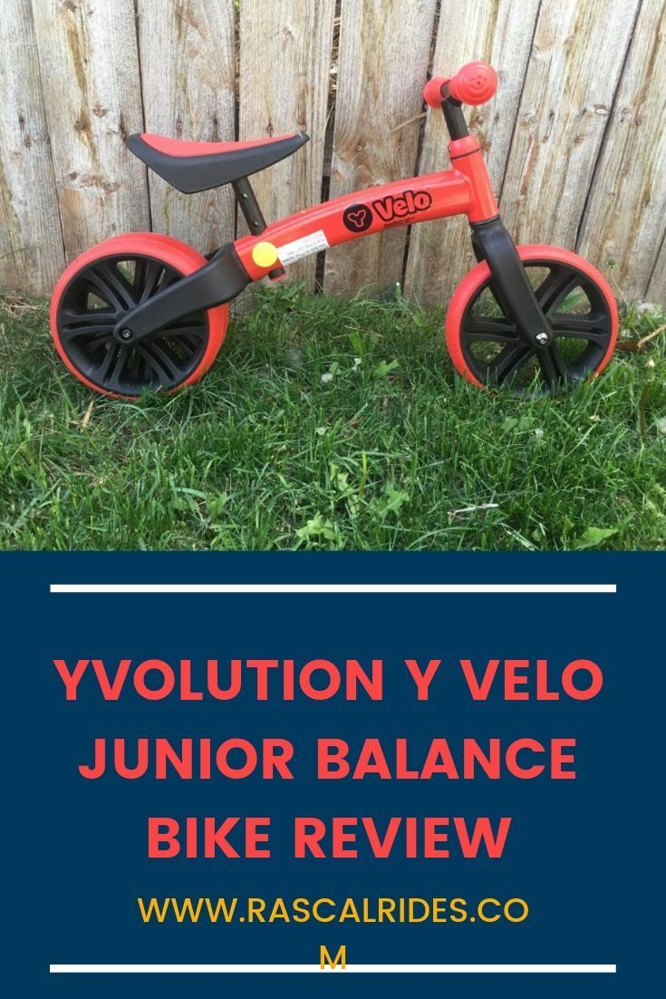 Yvolution Y Velo Junior Balance Bike Review Balance Bike Bike