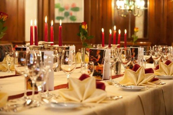 Valentinstagsmenü im Haubenrestaurant Loystubn im romantischen Ambiente. Zeit zu Zweit bei einem köstlichen Menü