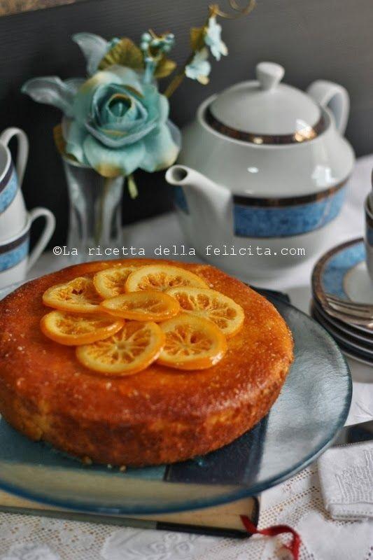 La ricetta della felicità: Torta Clementina di Nigella o quasi ... per l'AIRC! (senza glutine, senza olio, senza burro!)