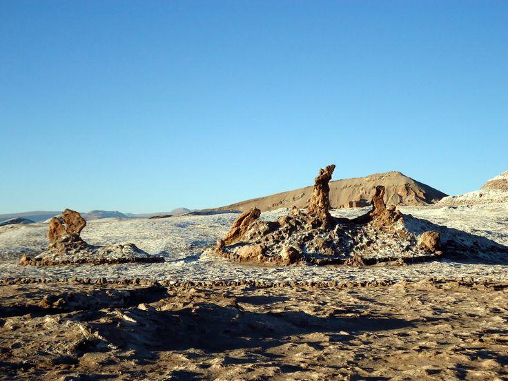 Moon Valley.  San Pedro de Atacama Chile