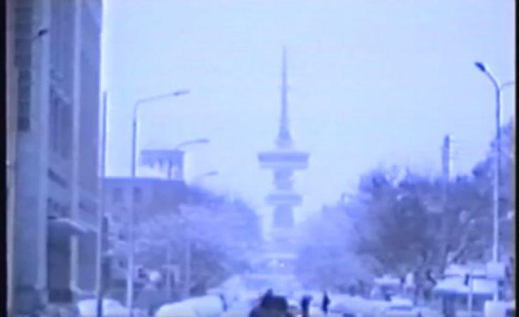 Όλοι οι Θεσσαλονικείς που ζούσαν το 1988, θυμούνται ΑΥΤΟΝ το χιονιά
