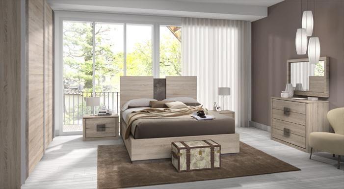 Dormitorios doria composici n de dormitorio formada por - Kibuc dormitorios ...