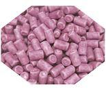 A bulk box of Purple Candy Coated Marshmallows.
