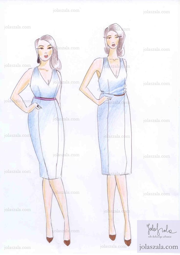 - Sukienka musi być idealnie dopasowana do figury, osobowości i charakteru imprezy. Rzadko zdarza się, że ta, która świetnie pasuje na koleżankę, będzie równie dobrze wyglądała na tobie. Każda kobieta jest przecież inna. on Jola Szala - Siła kobiecego ubrania  http://jolaszala.com/porady-joli/jak-ubrac-sie-na-impreze/#sg5