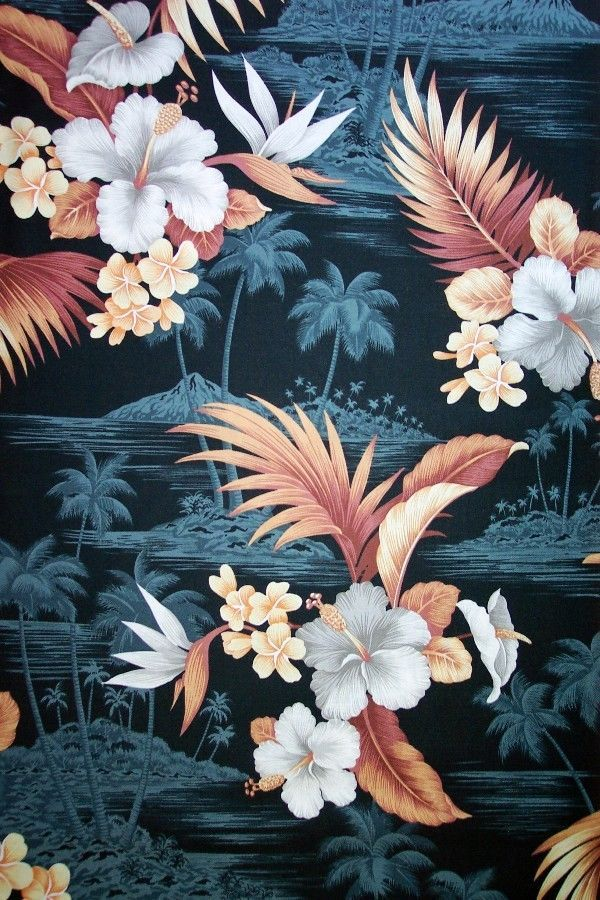 IN THE TROPICS III-- PADDED COVER FOR 18X49 IRONING BOARD #CUSTOMMADEIRONINGBOARDCOVER