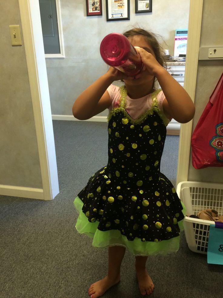 Thirsty @ Lyn's summer Pop Diva Camp ;)
